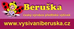Vyšívání Beruška